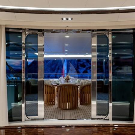 charter yacht O'Mathilde