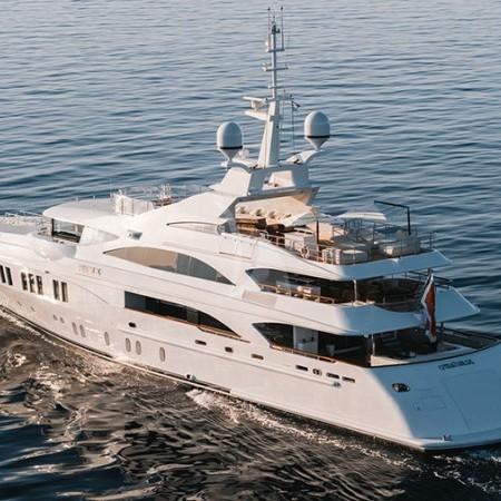 o'mathilde yacht