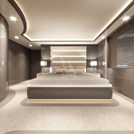 o'mathilde yacht cabin
