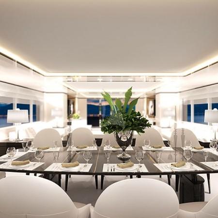 o'mathilde yacht interior