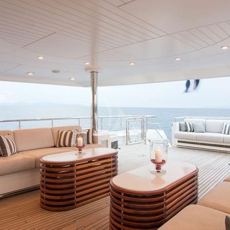 o Natalia yacht deck
