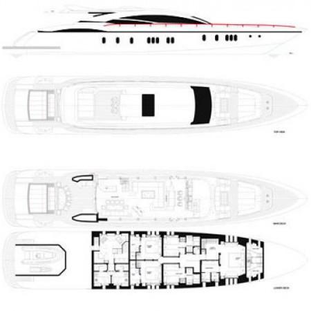 opati yacht layout
