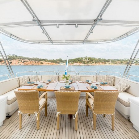 oasis deck