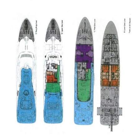 oasis yacht plan