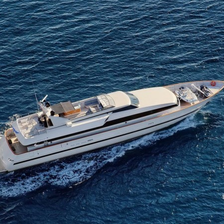 Obsesion Luxury Motor Yacht Charter