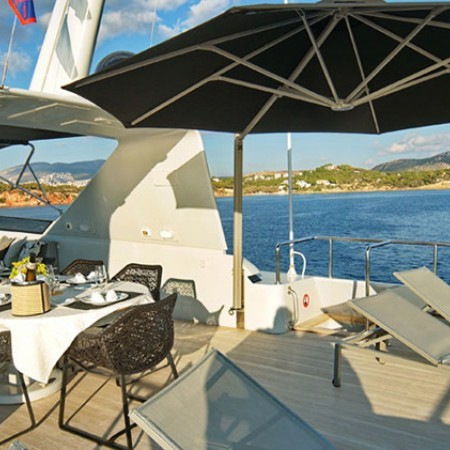 Obsesion mega yacht charter