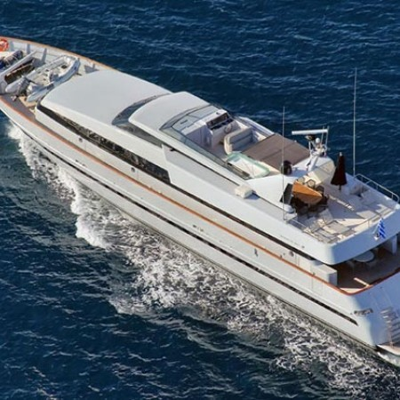 Obsesion Mega Yacht
