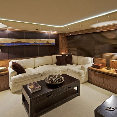 Obsesion luxury yacht