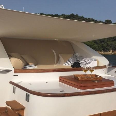 oceane II yacht charter