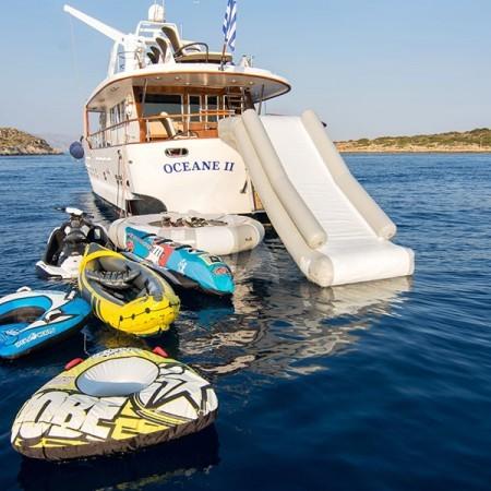 oceane II yacht games