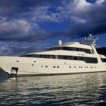 Oleanna Mega Yacht Charter