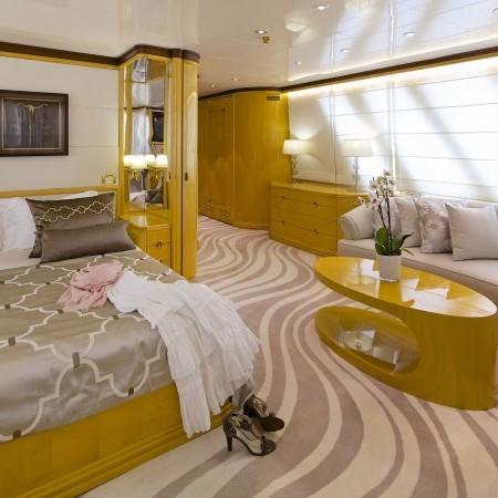 Oleanna Super yacht