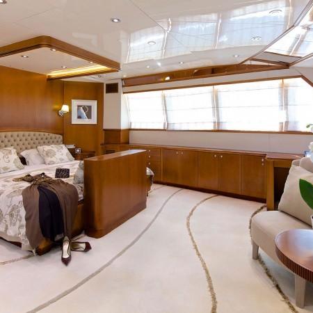 Oleanna Mega Yacht Interior