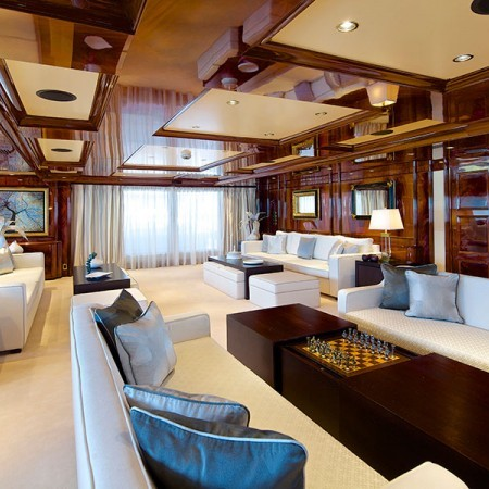 superyacht charter salon