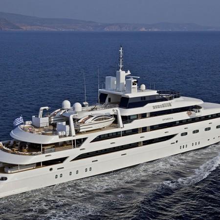 Mega Yacht Charters Greece