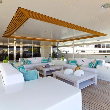 Omega Luxury Mega Yacht