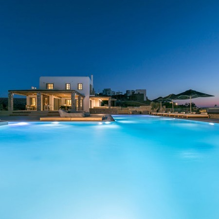 luxury villa for rent Mykonos