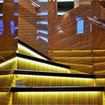 mia rama yacht stairs