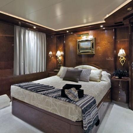 o'rion yacht cabin