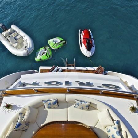 o'rion yacht toys