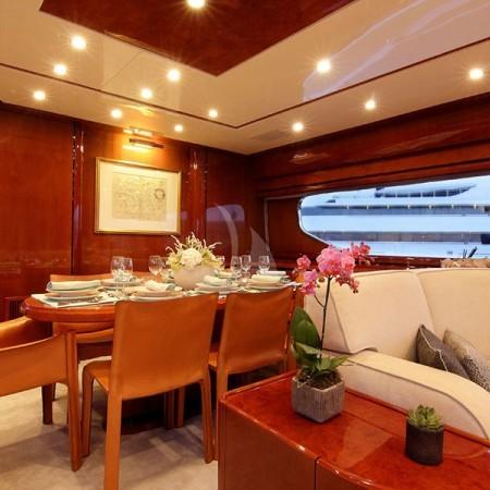 pareaki yacht interior