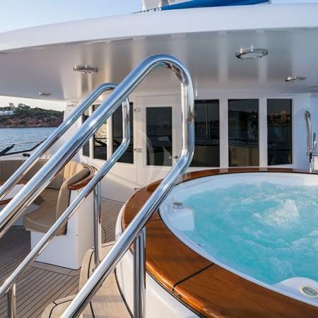 pegasus yacht charter