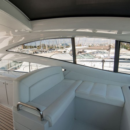 pershing 56 yacht charter