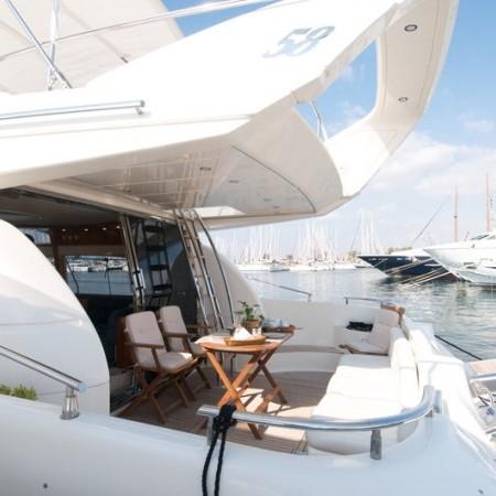 poseidon yacht greece