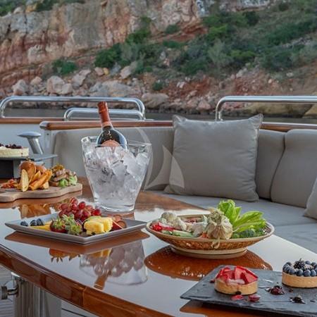yacht East Mediterranean