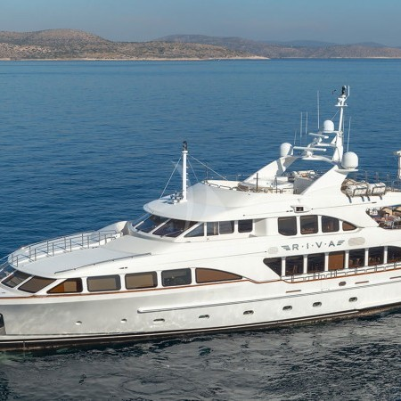 Riva I Yacht Charter Greece
