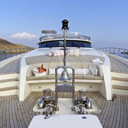 sanjana yacht