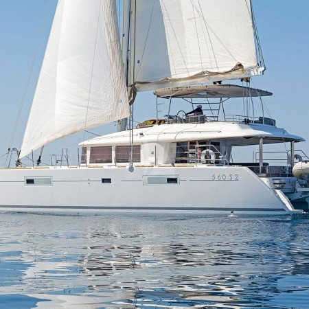 sae bliss catamaran