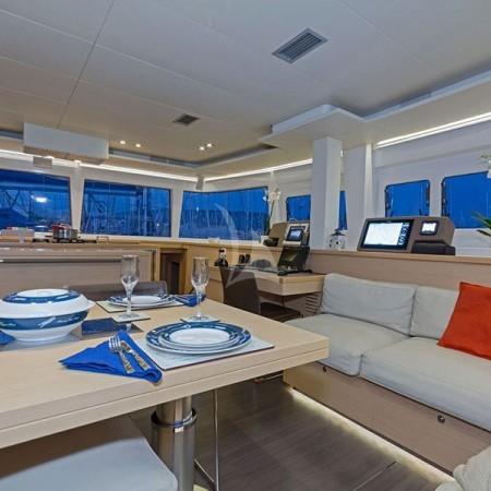 lagoon 560 sailing catamaran Greece