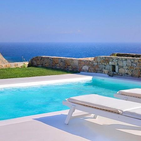 mykonos villa elia beach