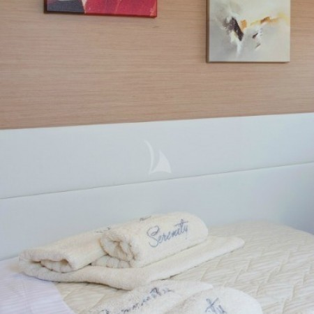 serenity sailing yacht charter
