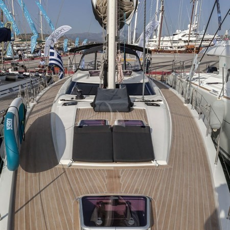 Greece sailing yacht charter