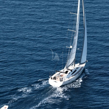 shooting star sailing yacht
