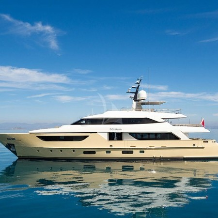 Souraya superyacht
