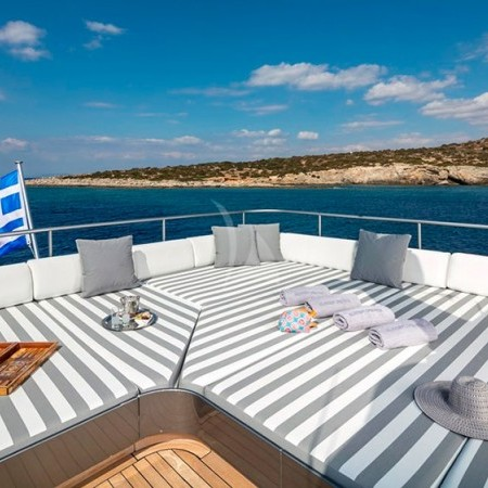 luxury yacht Greece, yacht charter Mykonos