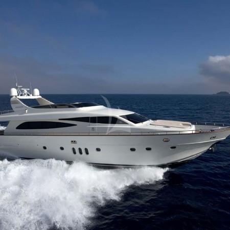 talyne motor yacht