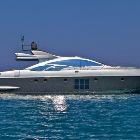 Thea Malta Azimut Yacht