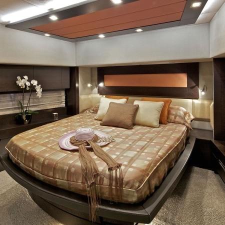 double cabin Thea Malta Azimut