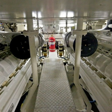 Azimut 68 luxury yacht