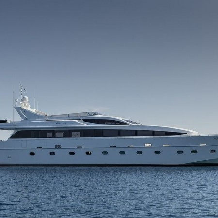 Tropicana super yacht Greece