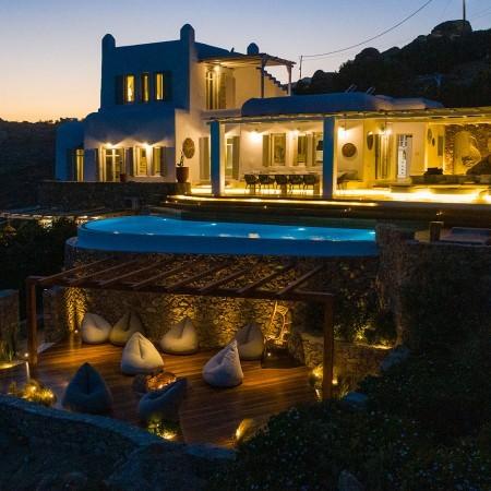 Luxury villa Afitis, Mykonos