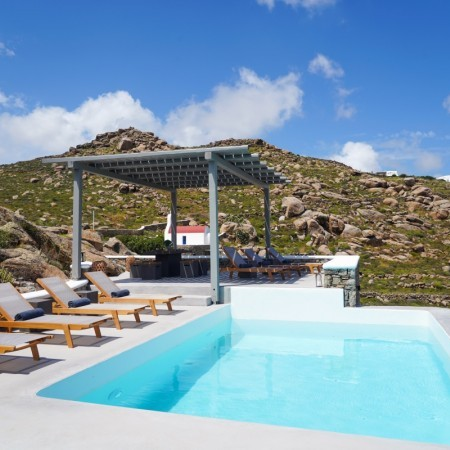 villa Amherst Mykonos