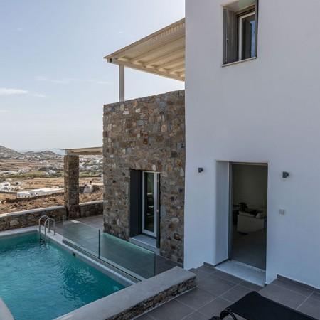 2 bedroom villa in Mykonos