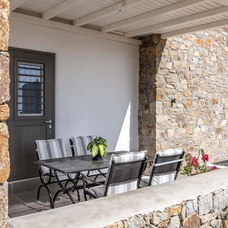 villa anansi Mykonos