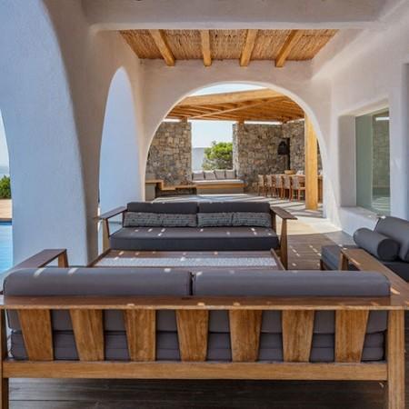 villa bolero Mykonos