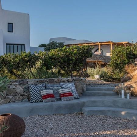 luxury villa mykonos